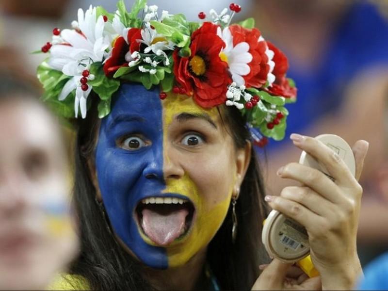 украинские лица