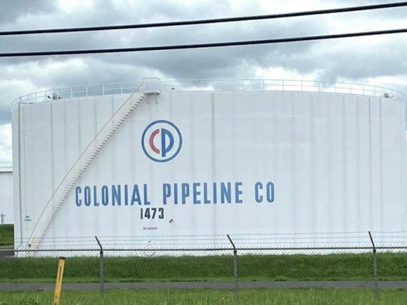 Американские нефтехранилища